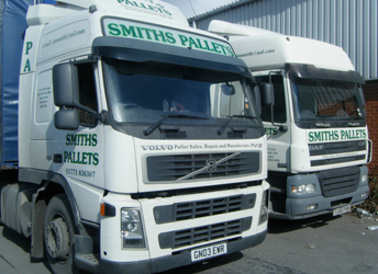 Smiths Lorries